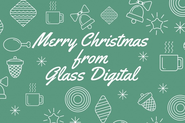 Merry Christmas from Glass Digital