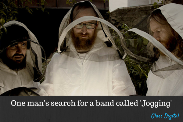 One man's search for a band called 'Jogging'