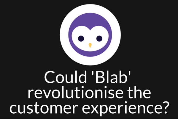 Could Blab revolutionise the user experience?