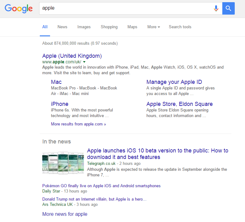 Google blog 2