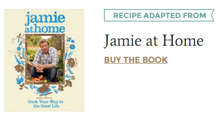 Jamie Oliver buy the book