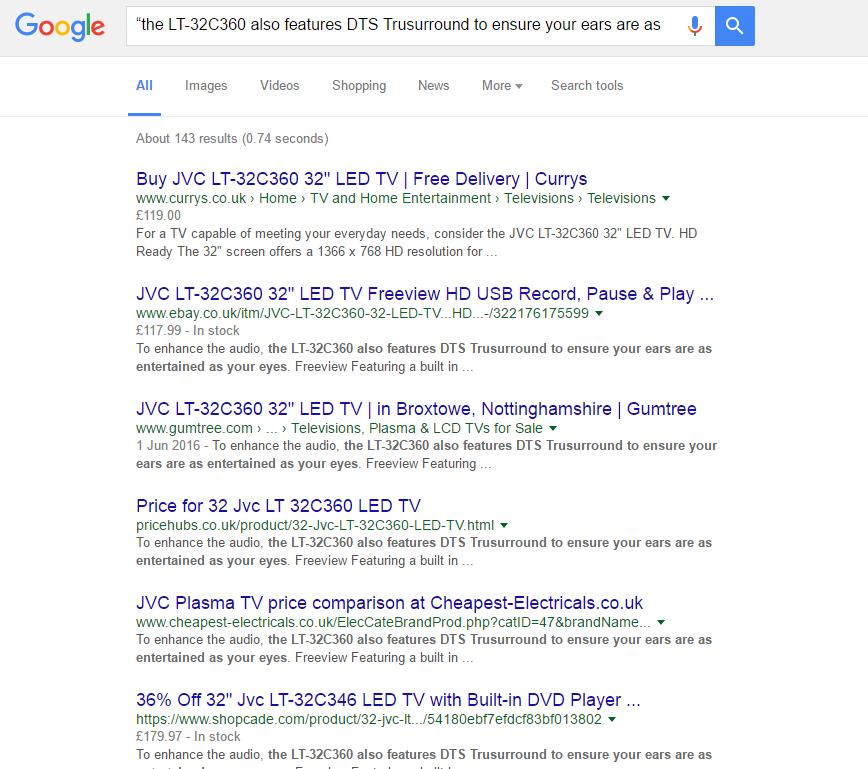 google blog 1