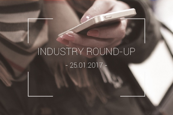 Industry round-up 21-1-17