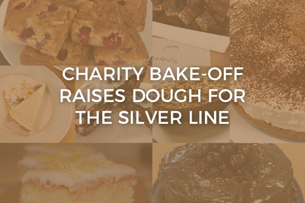 Charity Bake-Off Raises Dough for The Silver Line